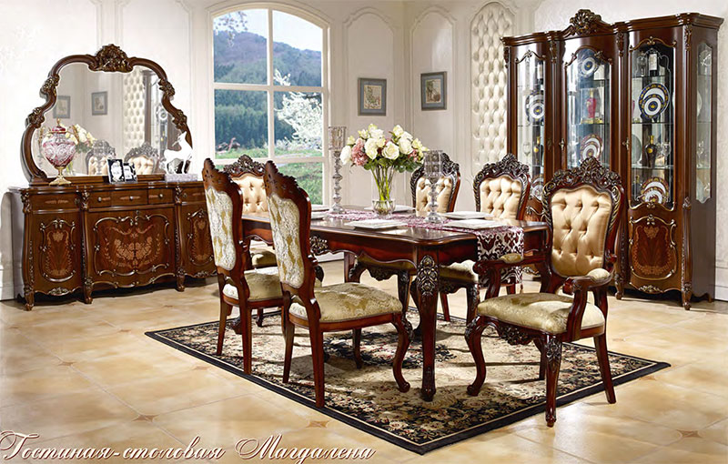 Гостиная-столовая Магдалена Орех