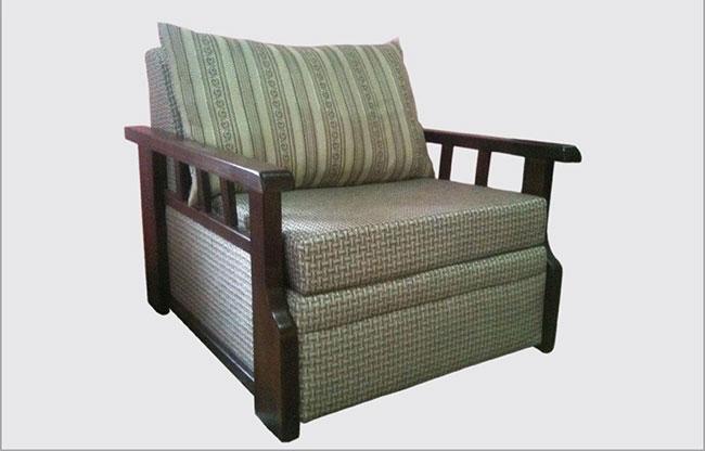 Кресло Еврокомфорт Д002ДТ выкатное