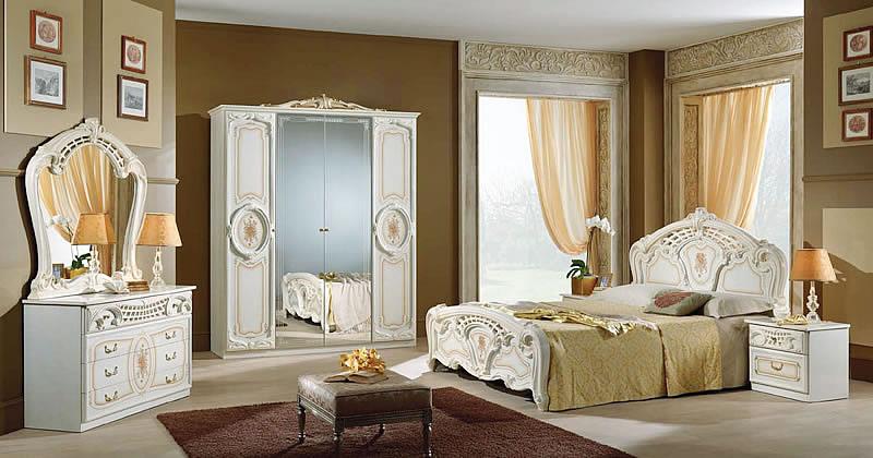 Спальня Памела