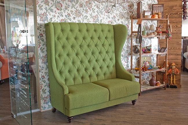 Набор мебели для ресторанов №2