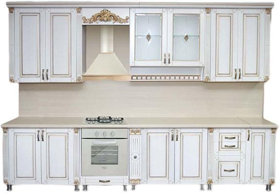 Кухня Розалия ваниль