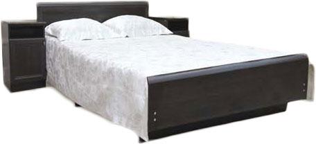 Кровать Шанс (венге)