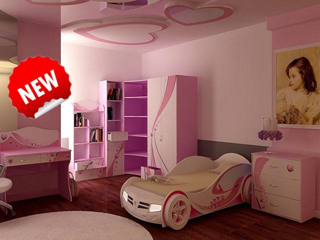 Детская комната Princess