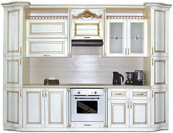 Кухня Арина ваниль